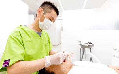 JBO認定歯科矯正専門医による矯正治療